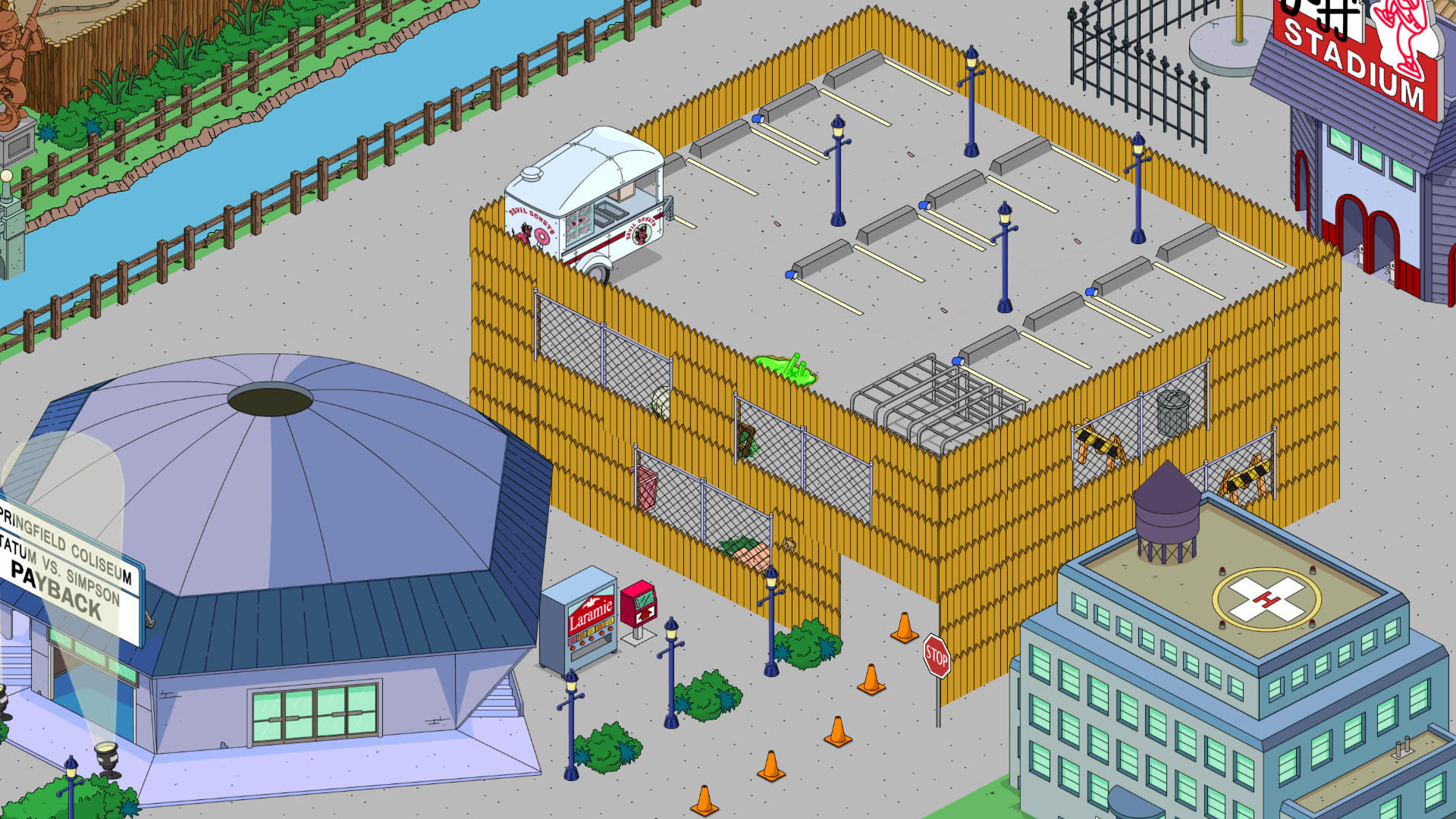 extra garage ideas - 2D 3D DesignsThe Simpsons Tapped Out AddictsAll Things The
